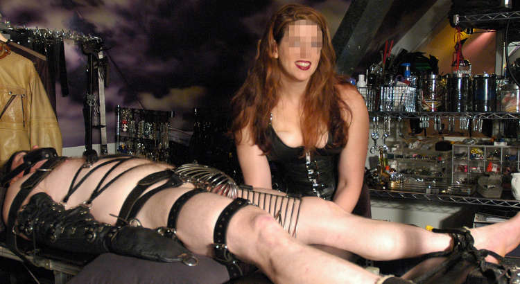mistress bondage